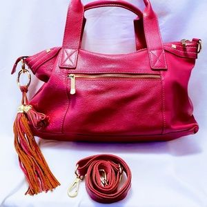 Cuore & Pelle Bags - Cuore & Pelle Amelia Tote Leather Shoulder Bag💋